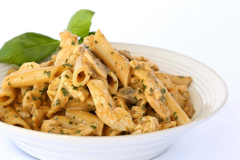 chicken pesto pasta symply too good cookbook 5