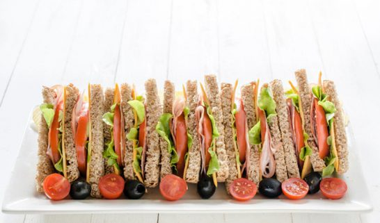 Super sandwich ideas from Symply