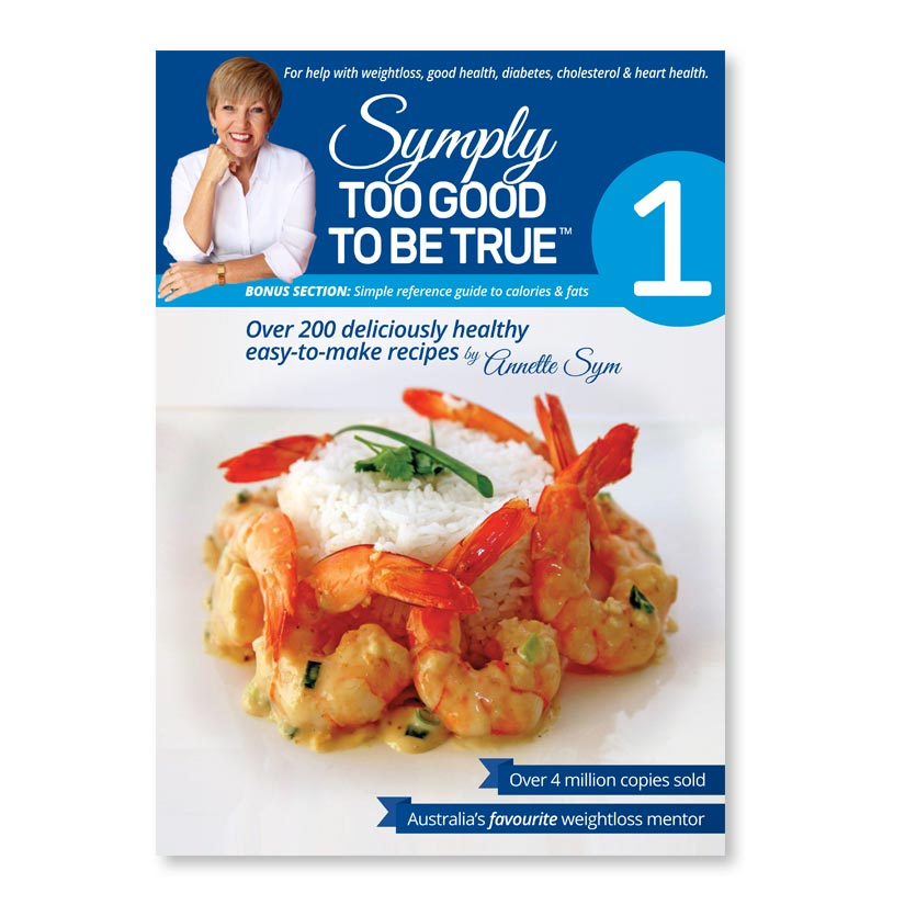 Symply Too Good Cookbook 1