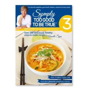 Symply Too Good Cookbook 3