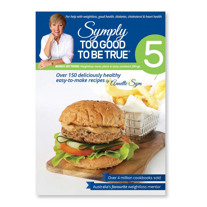 Symply Too Good Cookbook 5