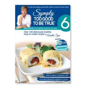 Symply Too Good Cookbook 6