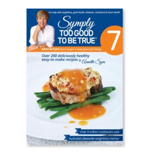 Symply Too Good Cookbook 7