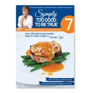 Symply Too Good Cookbook 7
