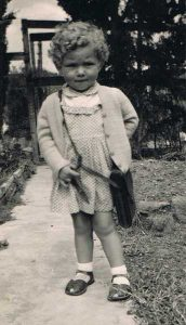Annette 3yrs old