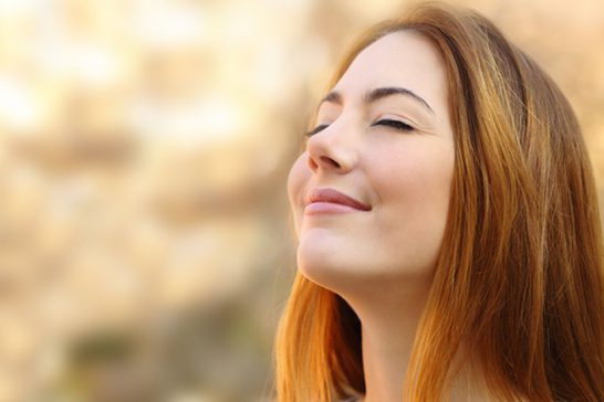 Positive thinking can help with weightloss