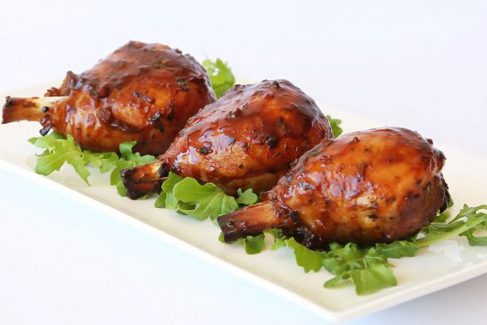 Marinated Chicken Drumsticks Symply Too Good Cookbook 1