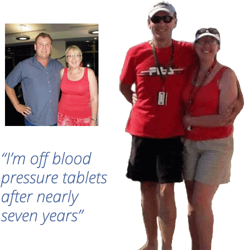 Michael lost 39kg with Symply Too Good