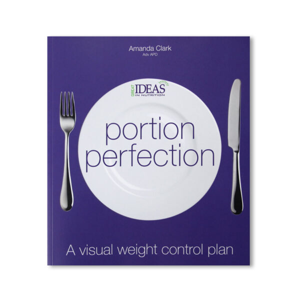 Portion Perfection book