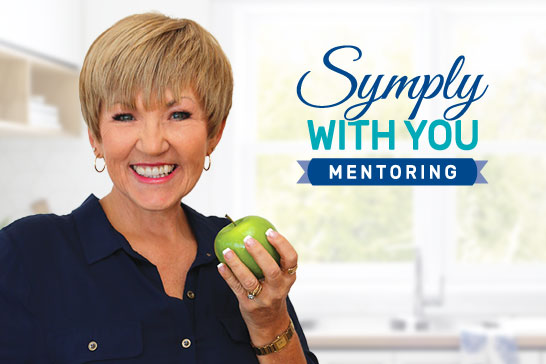 Symply With You mentoring from Symply Too Good To Be True