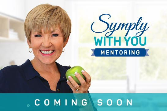 Symply With You mentoring for weight loss