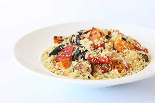 Grilled Vegetable Cous Cous Salad book 5
