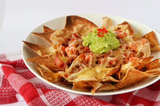 nachos winter menu favourite