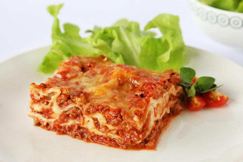 Lasagne book 1