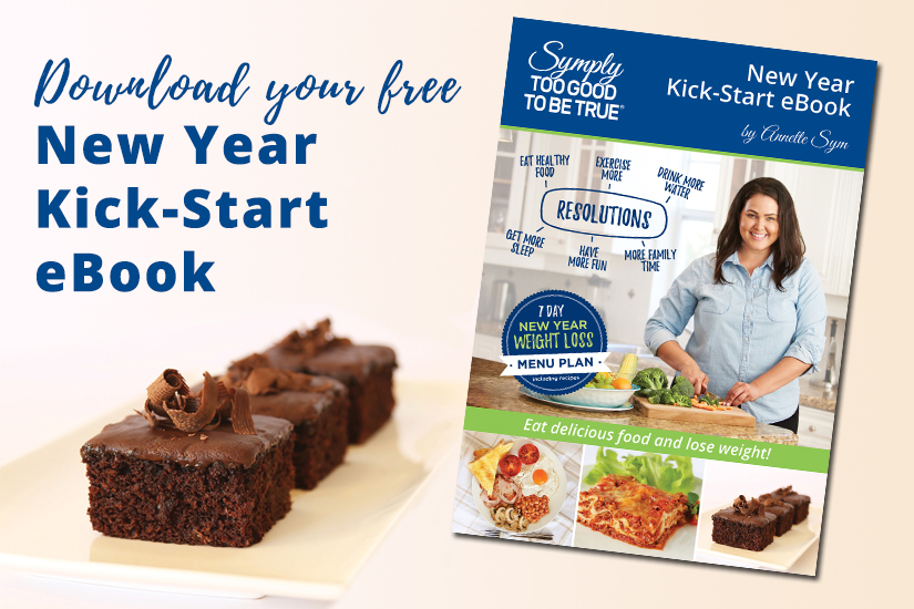 New Year Kick Start eBook