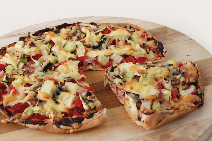 pizza supreme book 1