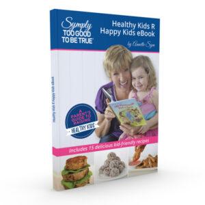 healthy kids r happy kids ebook