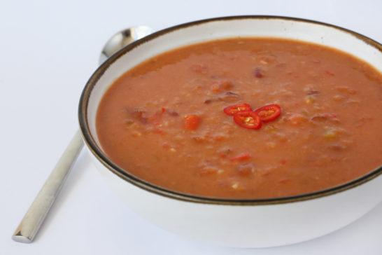 Mexicana Soup
