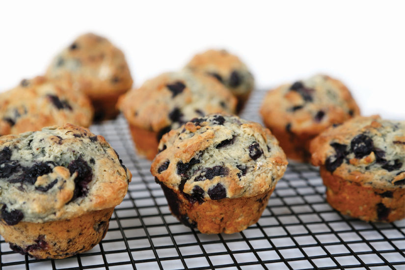 Blueberry and Banana Muffins book 2