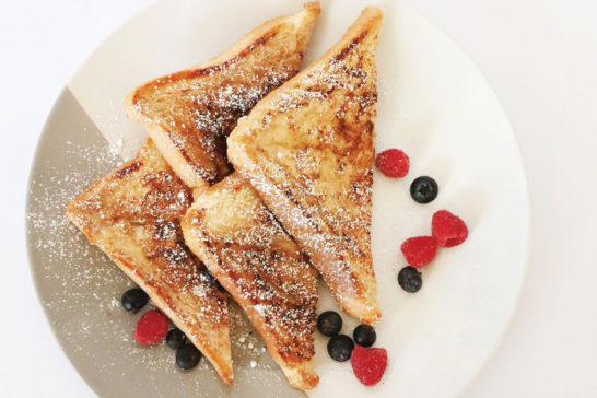 French Toast book 3
