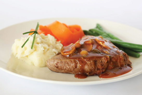 Hot and Saucy Steak book 6