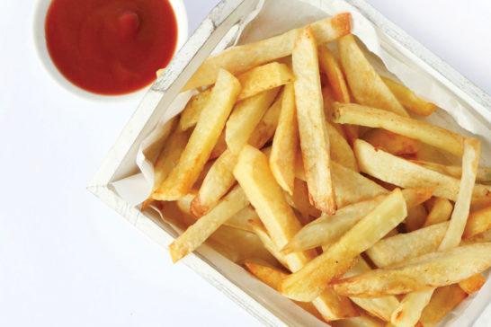 potato chips book 1
