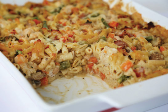 Chicken and Bacon Pasta Bake book 7