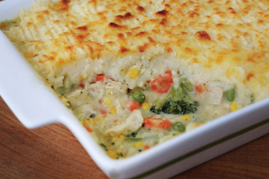 Chicken Cottage Pie book 7