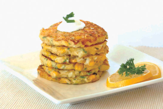Corn Fritters book 3