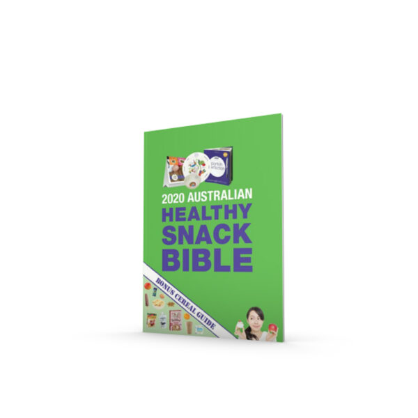 healthy snack bible 2020