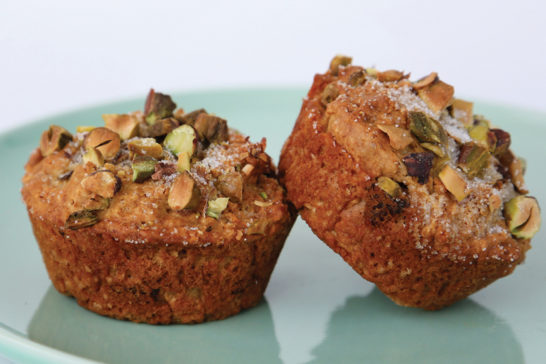 Orange and Date Pistachio Muffins Cookbook 7