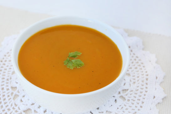 Pumpkin Soup Cookbook 1