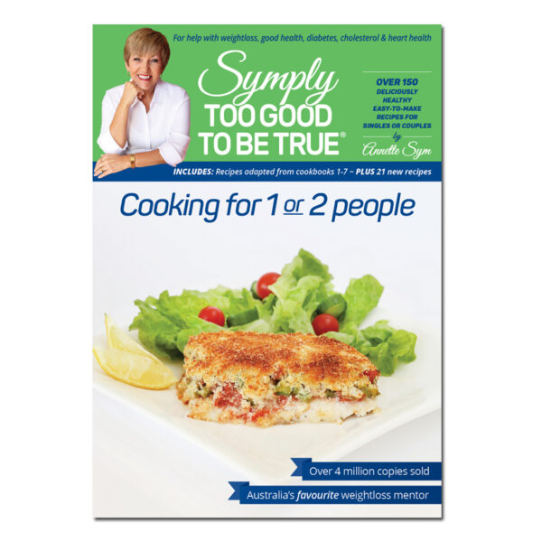 cooking for 1 or 2 people