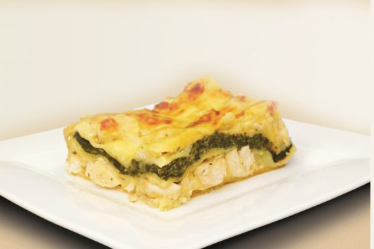 Chicken and Spinach Lasagne book 3