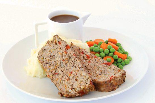 Tasty meat loaf recipe