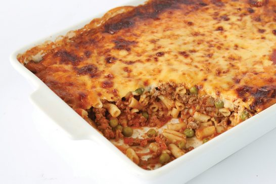 Macaroni Beef recipe