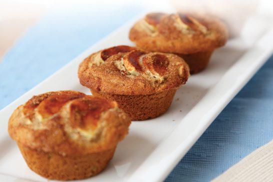 mini apple teacakes recipe