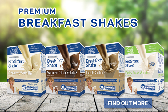 Symply Too Good To Be True Premium Breakfast Shakes