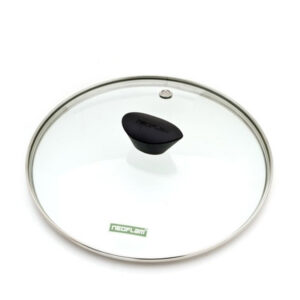 30cm Neoflam clear glass lid for fry pan or wok