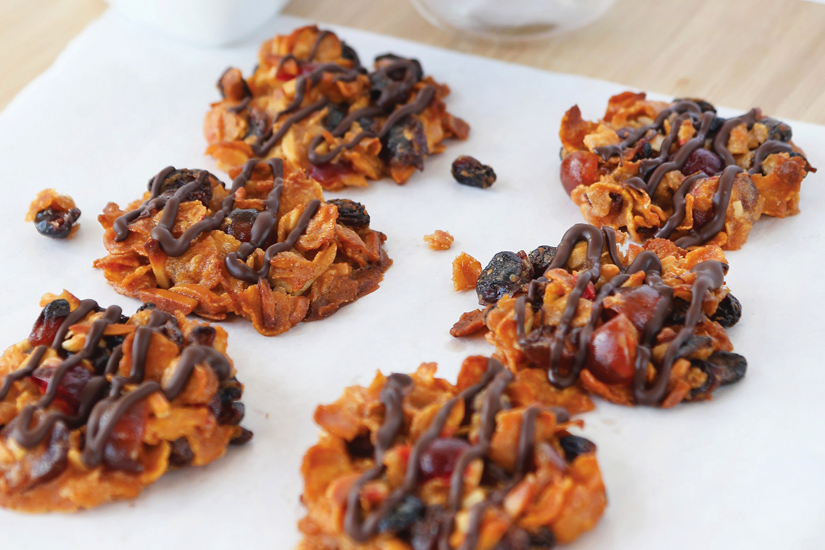 healthy low fat florentines