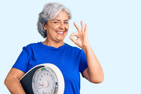 lose weight during lock down