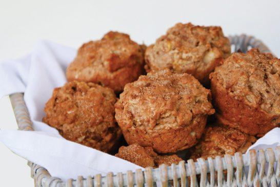 Apple Cinnamon Muffins book 1