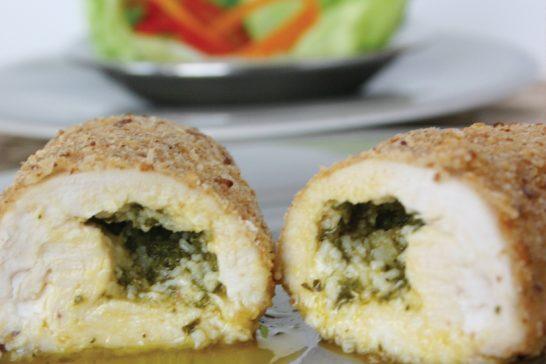 healthy Chicken Kiev recipe