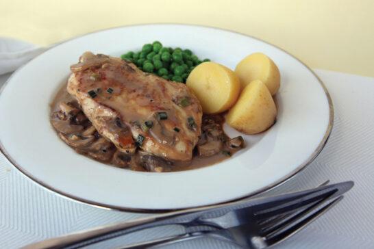 Marsala Chicken recipe
