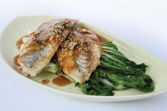 teriyaki fish
