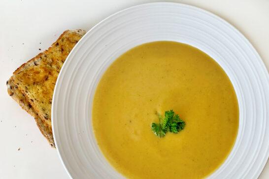 Cajun Cauliflower Soup recipe