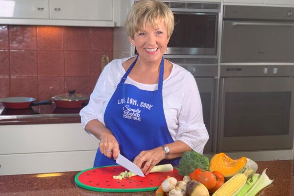 watermelon cutting board Annette Sym